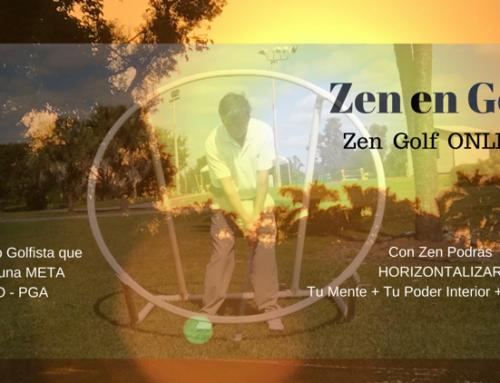 Zen en Golf  Venga a crear un Habito con Zen